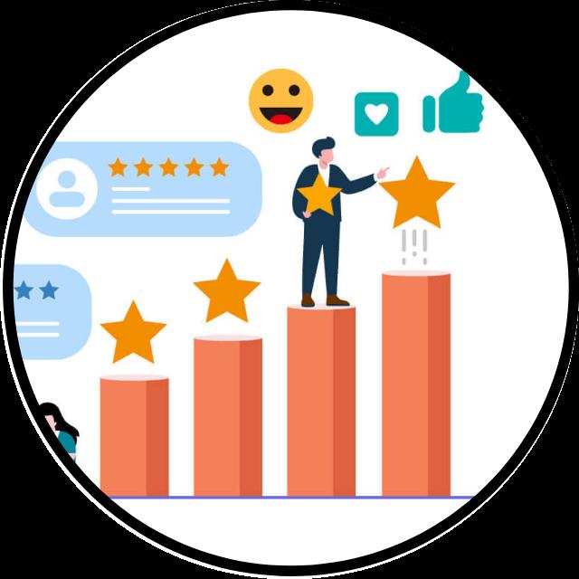 Online review management Digi enlight