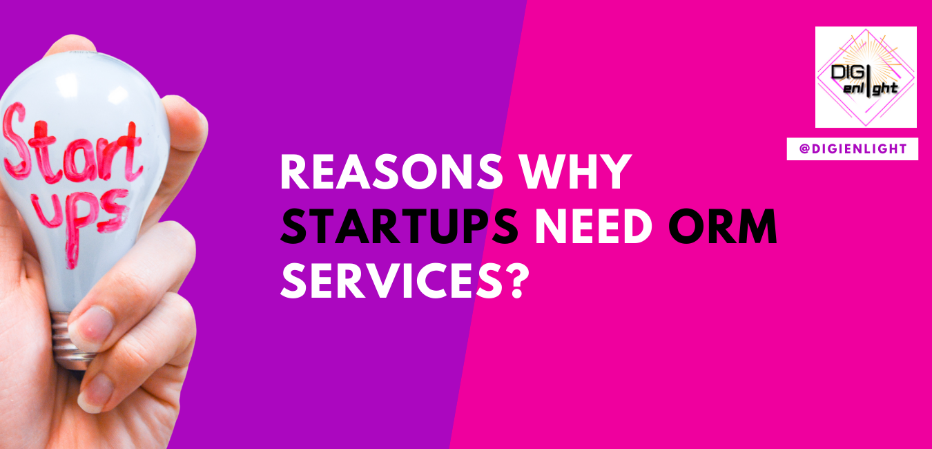 Reasons why Startup need ORM services